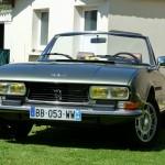 504 Cabriolet 1978