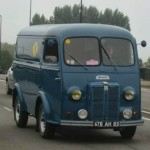 D3A Fourgon 1954