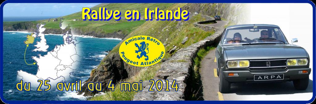 Rallye Irlande OK