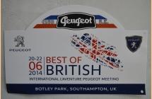 2014_06_20 Sortie UK de l'Aventure Peugeot