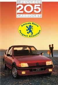 P_205 Cabriolet 1987