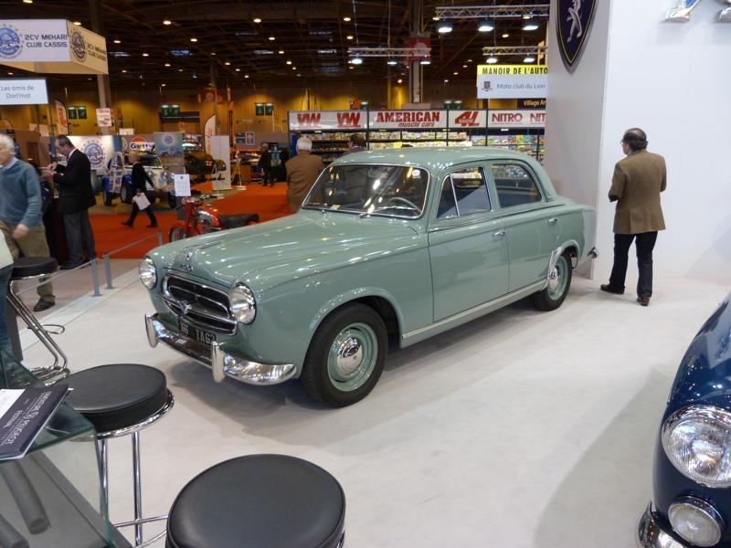 Peugeot 403 à flèches de 1955
