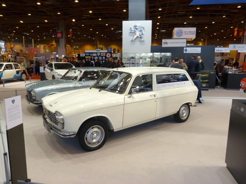 Peugeot 204 tôlée
