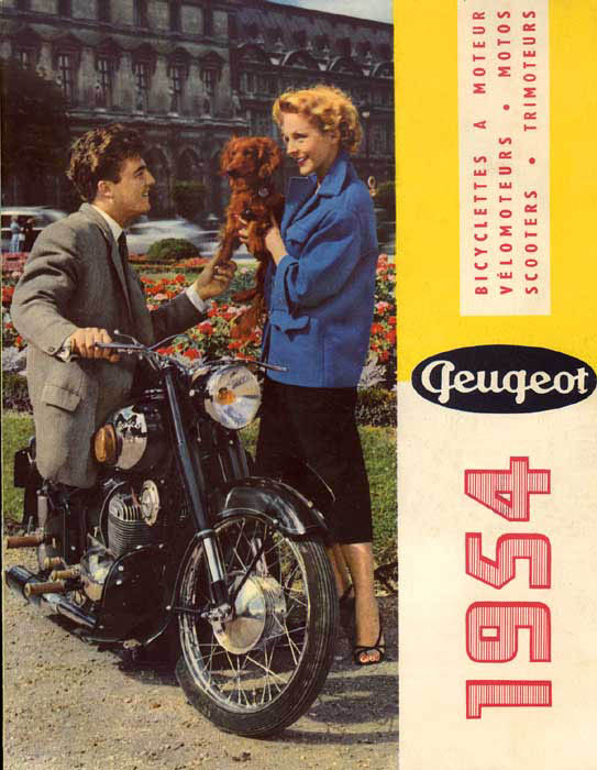 Catalogue 1954