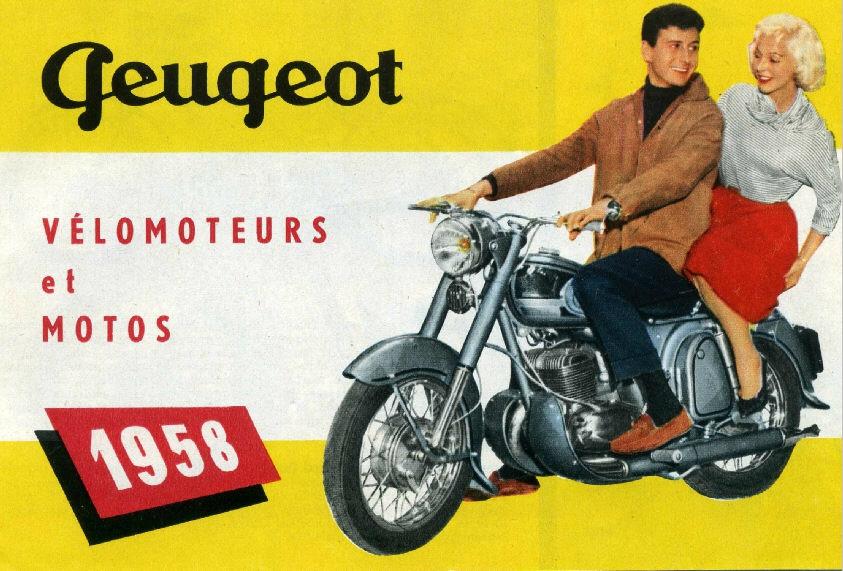Catalogue 1958