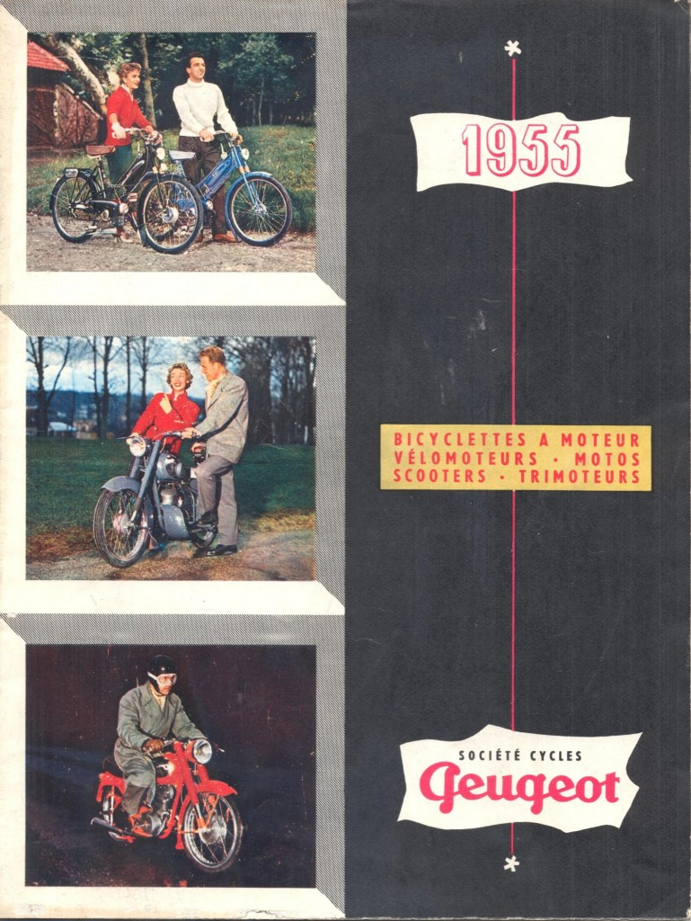 Catalogue 1955