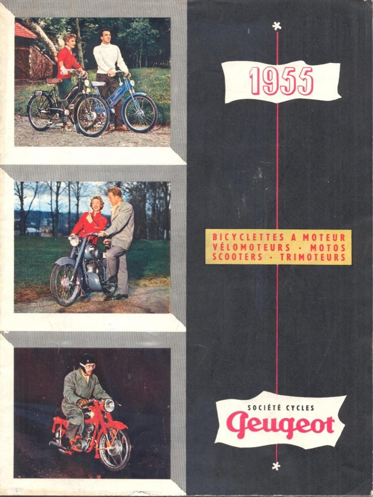 Catalogue 1955