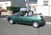 205 Cabriolet Roland Garros 11/1991