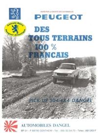 P_504 Pickup Dangel 1982