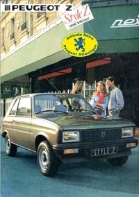 P_Catalogue 104 Style Z 1984