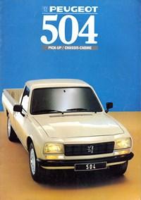 P_Catalogue 504 Pickup 1988