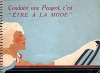 Catalogue Peugeot 1934