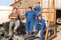 2003_03_22 démontage 304 Peugeot