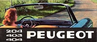 Catalogue_gamme_Peugeot_ 1965