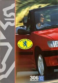 Catalogue 306 Cabriolet 1995