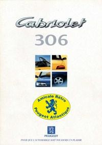 Catalogue 306 Cabriolet 1996