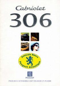 Catalogue 306 Cabriolet 1997