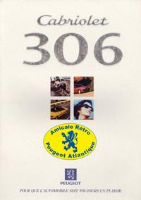 Catalogue 306 Cabriolet 1998