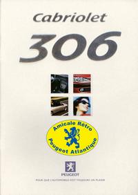Catalogue 306 Cabriolet 1999