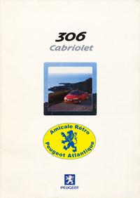 Catalogue 306 Cabriolet 2001