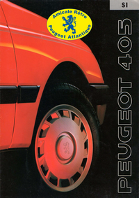 Catalogue 405 Si 1990