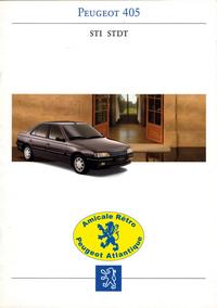 Catalogue 405 ST 1993