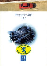 Catalogue 405 T16 1993