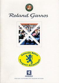 Catalogue Gamme RG 1999